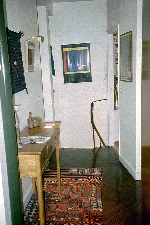 apartment foyer
