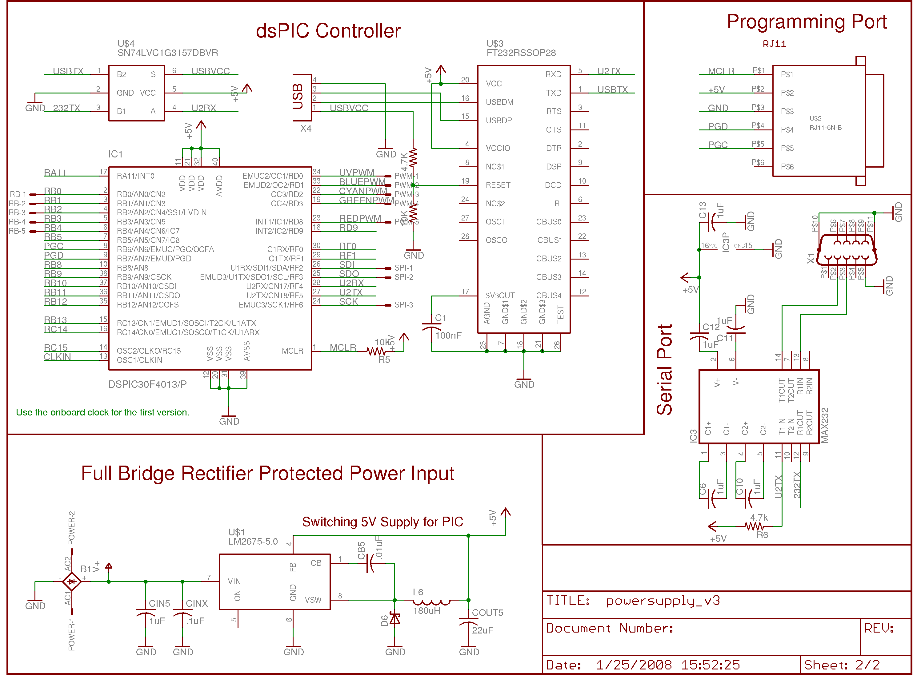 Ultraluminous Led Fixtures And Art Projects Build Notes Negative Power Supply Schematic Click For Full