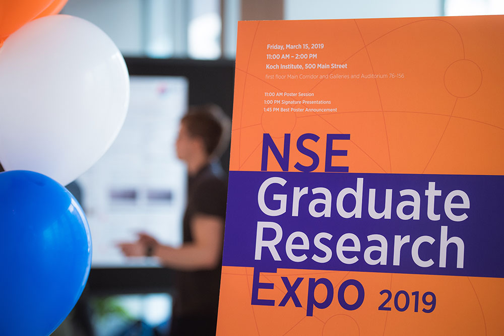 2019 NSE Expo, MIT