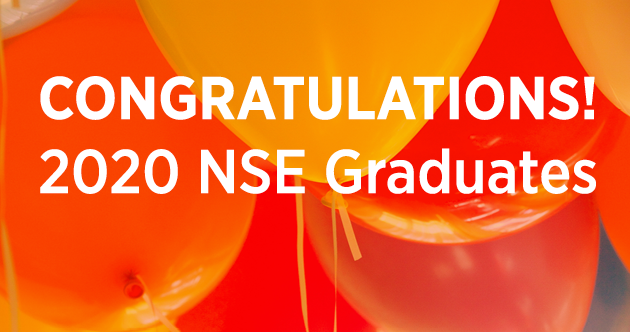 NSE CONGRATULATIONS BANNER, MIT