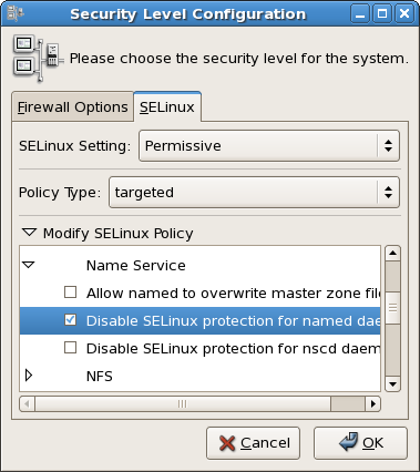 44 2  Administrator Control of SELinux