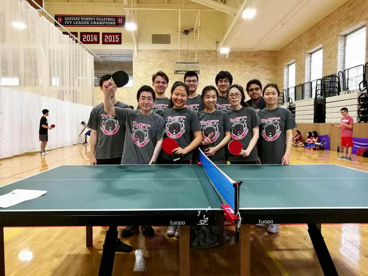 Mit Table Tennis Club